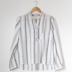 Denim & Supply Ralph Lauren || Striped Blouse